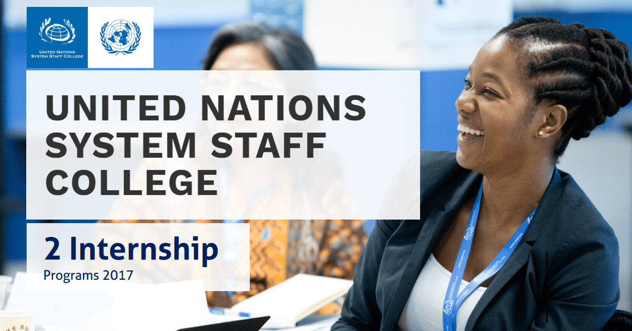 two paid internship programs at the united nations system picture